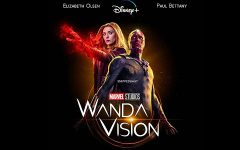 WandaVision is the first Marvel Disney+ show, and it follows Wanda Maximoff (Elizabeth Olsen) and her android husband, Vision (Paul Bettany) living an idyllic suburban life where not everything is what it seems.