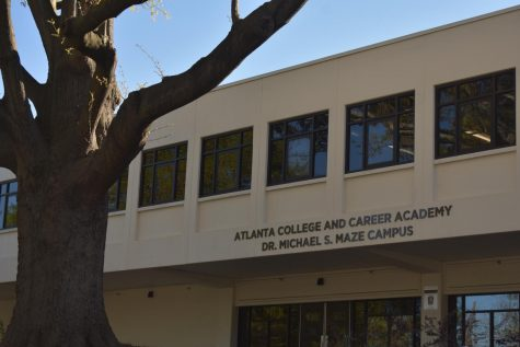 The Atlanta College and Career Academy opened in fall of 2020 with the aim of preparing Atlanta Public Schools students for technical careers.