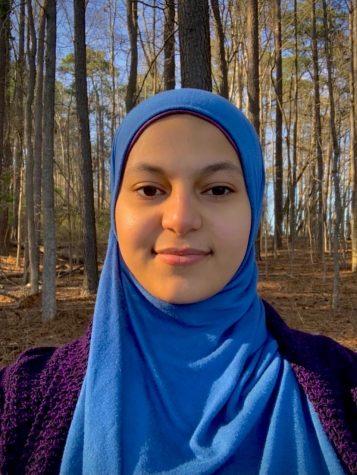 Salaam Awad, sophomore