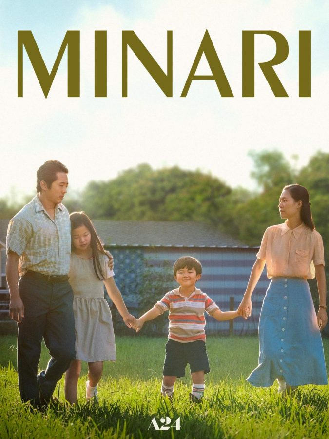 'Minari' was released in February of 2021 to widespread critical acclaim.
