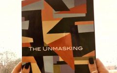The last published printed edition of Grady's literary magazine, The Unmasking, from January 2020.
