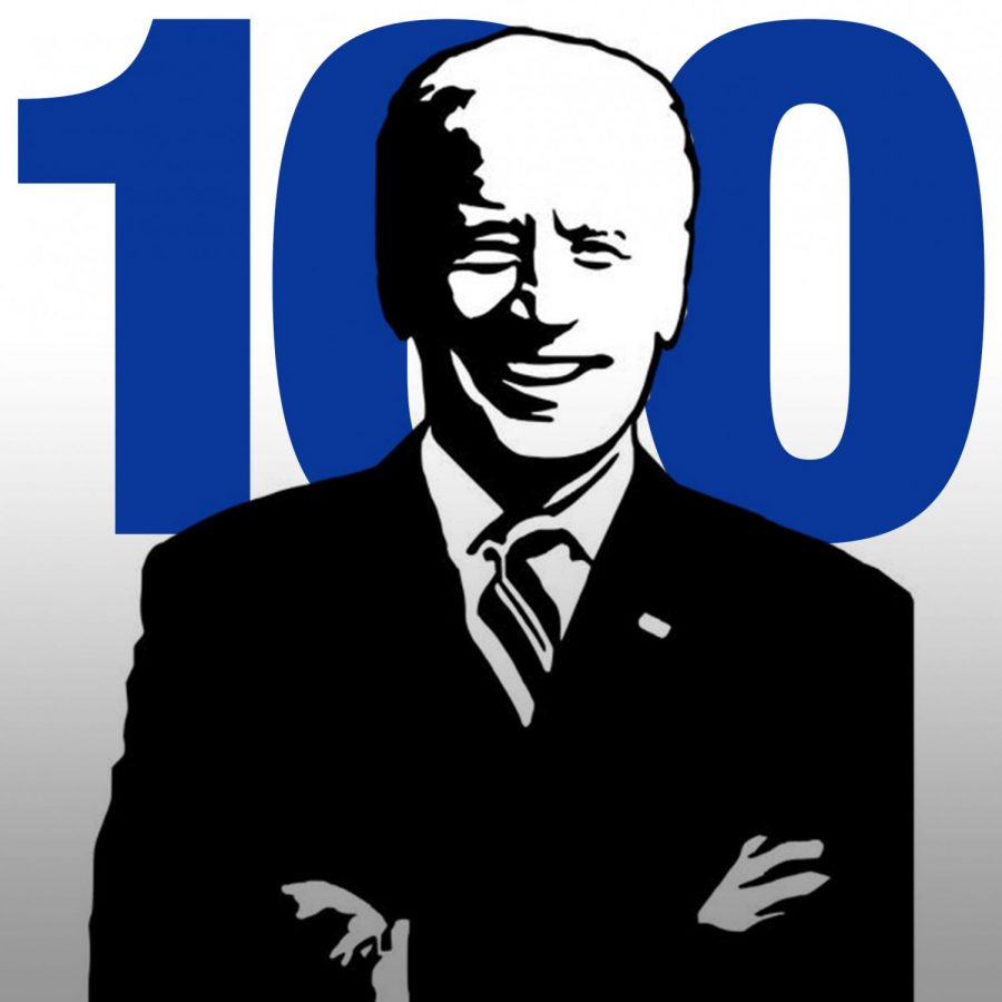 Joe+Biden+has+completed+his+first+100+days+in+office%2C+and+has+completed+much+of+his+early+agenda.