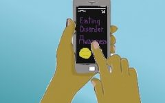 Eating disorder awareness month has brought attention to the struggle that many teens face everyday.