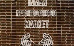 APS has commissioned local artists to paint murals on the walls of Inman Neighborhood Market. These walls are planned to brighten up any social media feed.