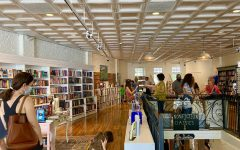 Virginia Highland Books offers the city of Atlanta a quiet, cozy escape.