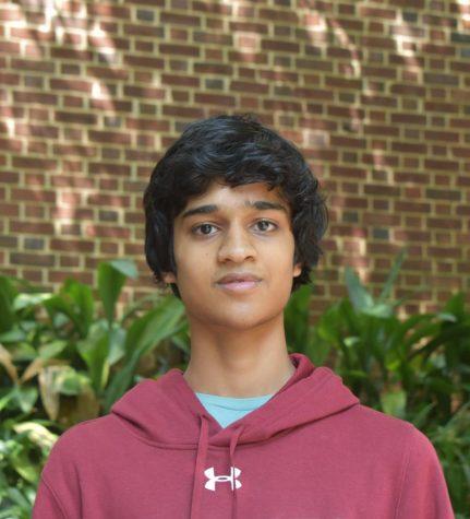 Photo of Sayan Sonnad-Joshi