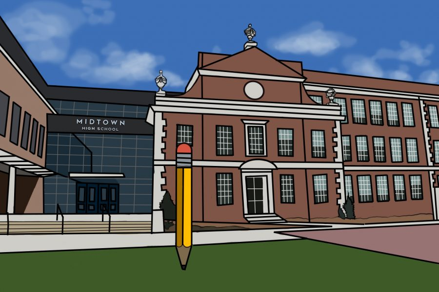 The new addition of the A Wing has given Midtown an opportunity to expand its campus for a new school year.