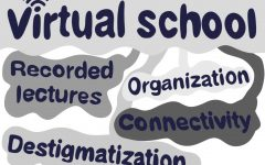 Virtual school has spawned a host of benefits for students and teachers, including increased connectivity, mental health destigmatization, a stockpile of recorded lectures, and organizational tools.