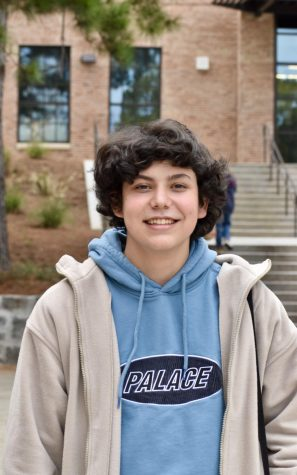 Junior Esteban Vangioni sets out on an experience of a lifetime. Vangioni is a foreign exchange student from Madrid, Spain, who is seeing the world from an American view for the year. Vangioni is a member of the robotics team and will also participate in tennis during the spring season.